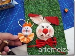 ARTEMELZA - coelho de tampinha de refrigerante-50